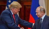 Russlands Präsident Wladimir Putin will mit US-Präsident Donald Trump Dialoge führen