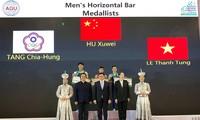 Le Thanh Tung erreicht Bronze bei Asienmeisterschaft im Gerätturnen in Mongolei