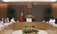 Vizepremierminister Vu Duc Dam leitet Sitzung über Lebensmittelsicherheit