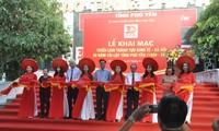 Ausstellung über Erfolge in der Wirtschaft und Gesellschaft in Phu Yen