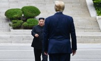 US-Präsident Donald Trump und Nordkoreas Staatschef Kim Jong-un treffen sich