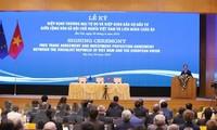 Vietnam und EU unterzeichnen EVFTA und EVIPA