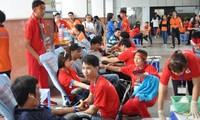 "Fest ""Rosaroter Tropf in Ho Chi Minh Stadt"""