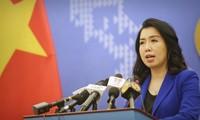 Vietnam setzt seine Souveränität und Gerichtsbarkeit friedlich um