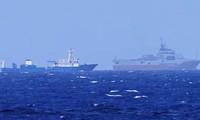 Unrechter und provozierender Anspruch Chinas im Ostmeer