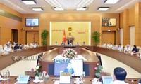Ständiger Parlamentsausschuss diskutiert Beschlussentwurf zur Erläuterung des Planungsgesetzes