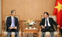 Vizepremierminister Trinh Dinh Dung: Unterstützung für japanische Unternehmen in Vietnam