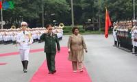 Vietnam und Südafrika arbeiten im Bereich der Verteidigung zusammen