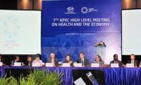 ເວທີປາໄສ APEC 2017: ໄຂກອງປະຊຸມຂັ້ນສູງຄັ້ງທີ 7 ກ່ຽວກັບສາທາລະນະສຸກ ແລະ ເສດຖະກິດ