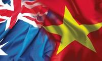 베트남 - 호주 전략적 제휴 강화