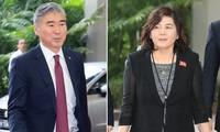 미국 – 조선 인민민주주의공화국; 고위급 회담성과 현실화 추진