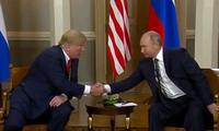 러시아 – 미국 정상회담에서 새로운 시작
