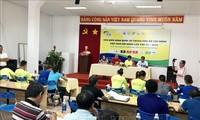 2018년 제25차 오픈 베트남 Ho Chi Minh시 국제 육상대회, 선수 500명 이상 참가