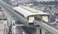 Cat Linh – Ha Dong 철도 운행개발
