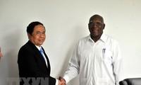 쿠바,  베트남과의 협력관계  개발잠재력 확신