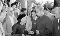 Do Muoi 전 서기장, 개혁의 이정표를 세운 지도자