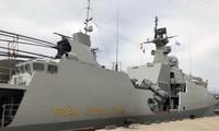 베트남,  한국 국제 군함 열병식에 참가
