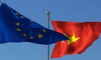 베트남과 유럽의 양자, 다자 관계 증진