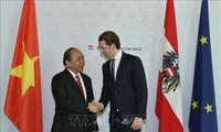 베트남 –오스트리아 쌍방관계 강화