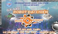 """""""로봇 대전 – 2018년  Robotfight"""" 행사"""
