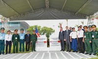 베트남과 미국, 다낭 공항에서 다이옥신 오염 환경 처리 완료