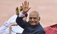 인도 대통령과 부인, 11월18일부터20일까지 베트남 국빈방문 예정