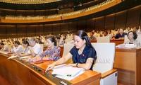 국회, 일부 법률 표결 통과