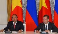 베트남 - 러시아 관계, 새로운 성과 달성