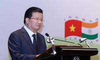 베트남 – 인도 기업들에게 경영, 투자, 협력기회를 만들어