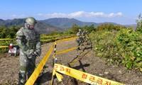 조선 인민민주주의공화국, 비무장지대에서 10개의 초소 철폐