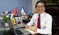 하이퐁 한인회 김수영회장님 축하 메시지