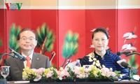재한 베트남인들, 양국의 연결, 협력, 지속 가능한 발전의 가교