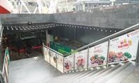 Sai Gon 지하 시장