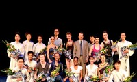 Theatre of Vietnam music dance and song honored