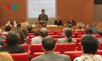 Workshop on Vietnam held in France