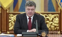 Ukraine president signs amendments to bill on Donbass special status