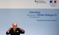 """Petersberg Climate Dialogue"" in preparation for COP 21"