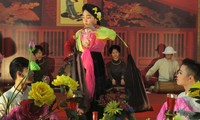 "Traditional folk music program ""Ha Thanh, 36 Old Quarters"""