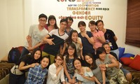 """Young Women Making Change""- a group of young Vietnamese activists on gender equality"