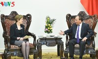 Vietnam espera reforzar la cooperación comercial e inversionista con Australia