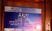 Comunidad Económica de la Asean trae oportunidades a empresas vietnamitas