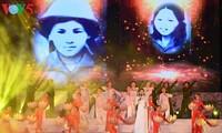 Tributan honores a las combatientes caídas en la encrucijada de Dong Loc