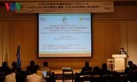 Celebran en Japón seminario sobre trayectoria de desarrollo de la Asean