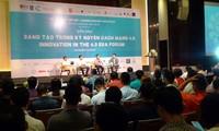 Incentivan creatividad juvenil vietnamita para responder a la cuarta revolución industrial