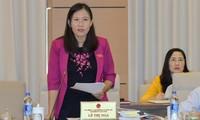 Parlamentarios vietnamitas debaten sobre las enmiendas a la Ley de Antecedentes Penales