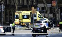 Al menos 26 franceses figuran entre los heridos del atentado de Barcelona