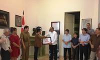 Empresas vietnamitas acompañan a Cuba en la superación de los impactos del huracán Irma