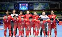 Vietnam consigue participar en el Campeonato Asiático de Futsal 2018
