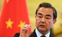 China basará su política exterior de 2018 en cooperación y paz mundial