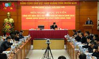 Premier vietnamita orienta las metas para el sector agrícola nacional